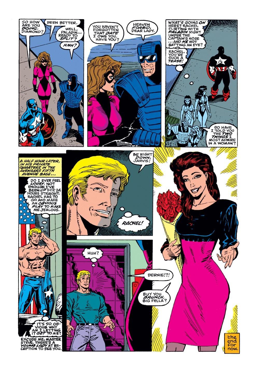 Captain America (1968) Issue #382 #315 - English 19