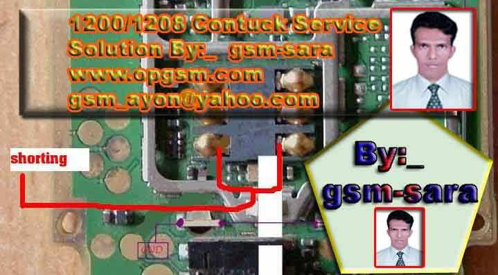 service 3 solution 1200 1208 not charging problem 3 solution