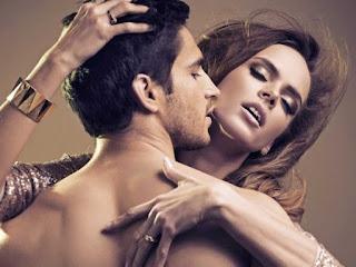 المرأة تريد ممارسة العلاقة الحميمة