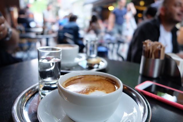 coffee sapiens - karakoy - kahve - coffee - gununkahvesi