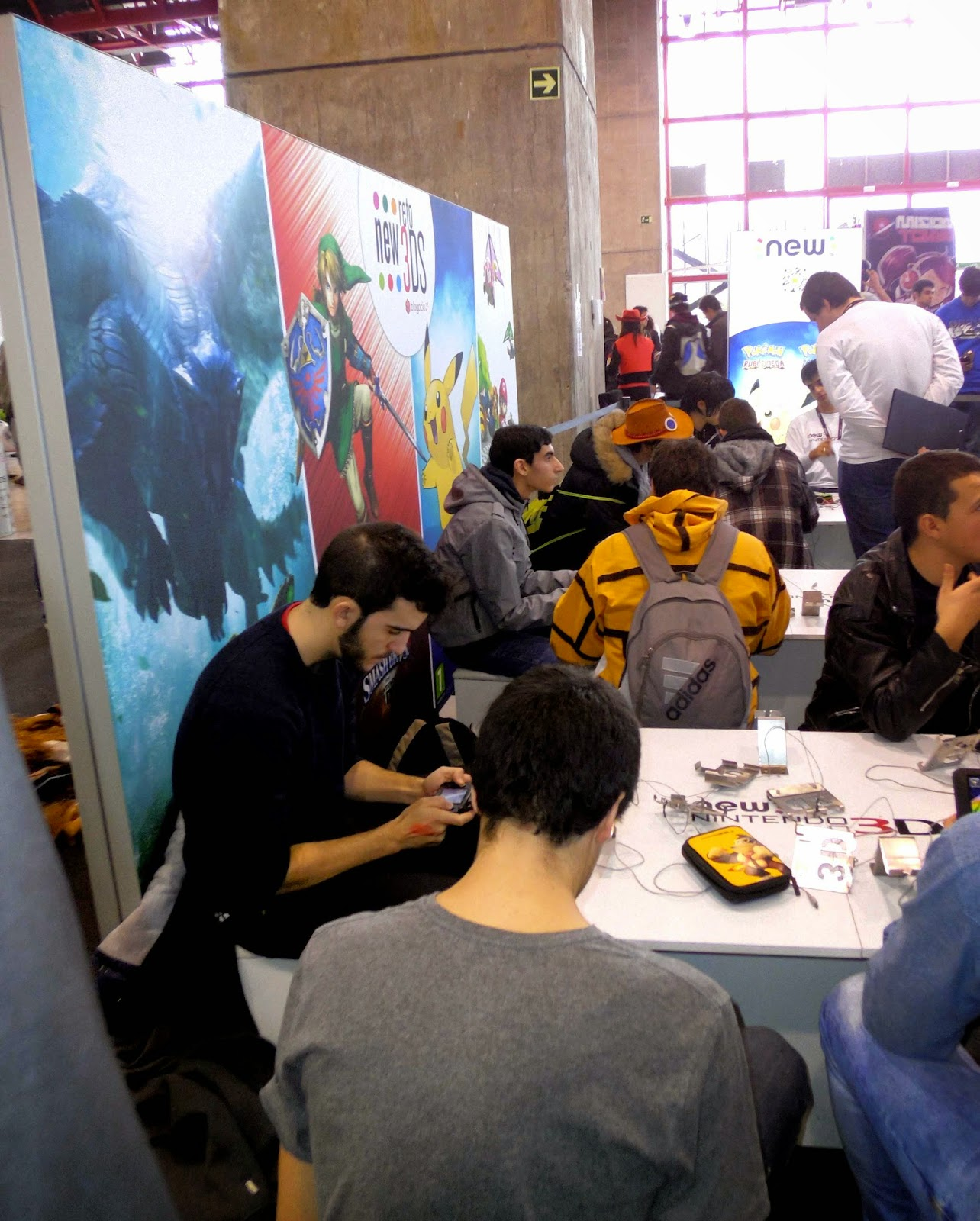 torneo pokemon chibi japan weekend