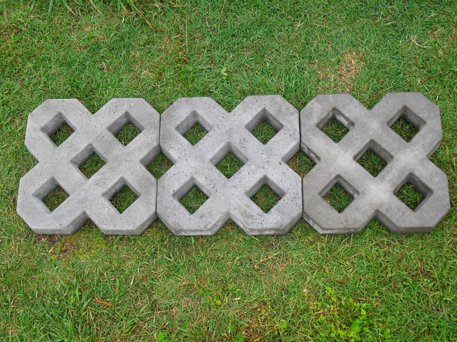 Premoldeados el muro baldosas y pisos - Baldosas de hormigon para jardin ...