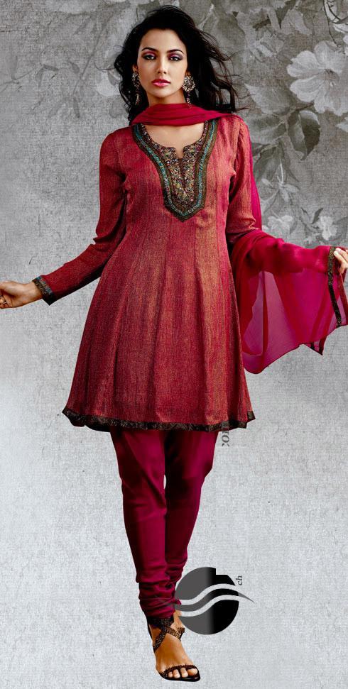 frock dress anarkali umbrella frock dress kurti styles salwar kameez ...