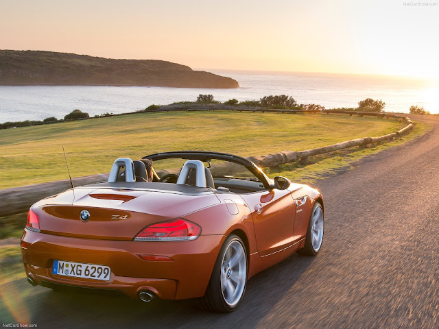 BMW Z4 Roadster Pictures Gallery