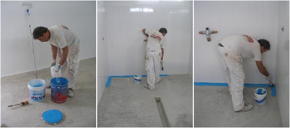 Pintor zaragoza profesional dale color a tu vida suelos - Pintura poliuretano suelos ...