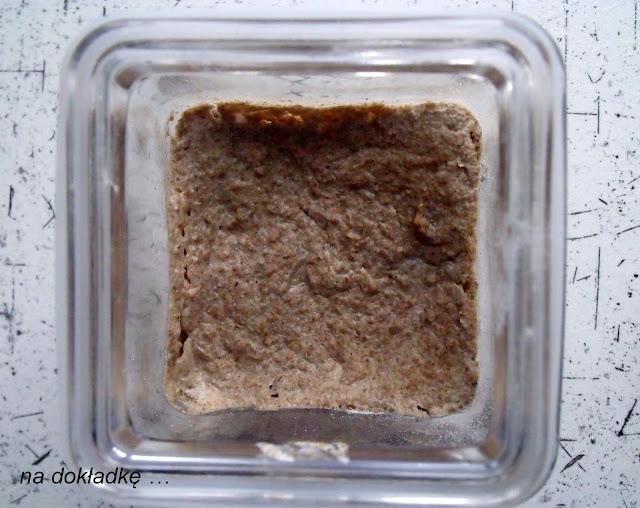 zakwas do pieczenia chleba