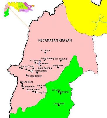Image result for krayan long bawan