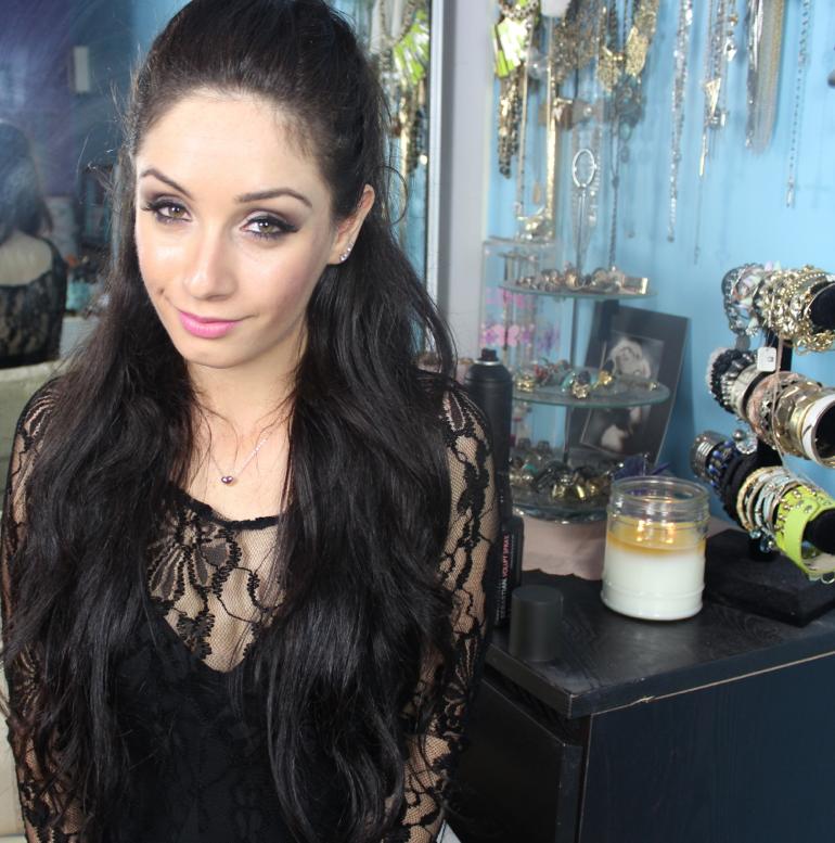Ariana Grande Hair & Makeup Tutorial! + Curling Iron GIVEAWAY ...
