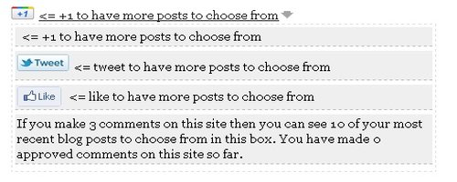 commentluv premium features