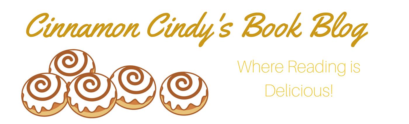 Cinnamon Cindy's Book Blog