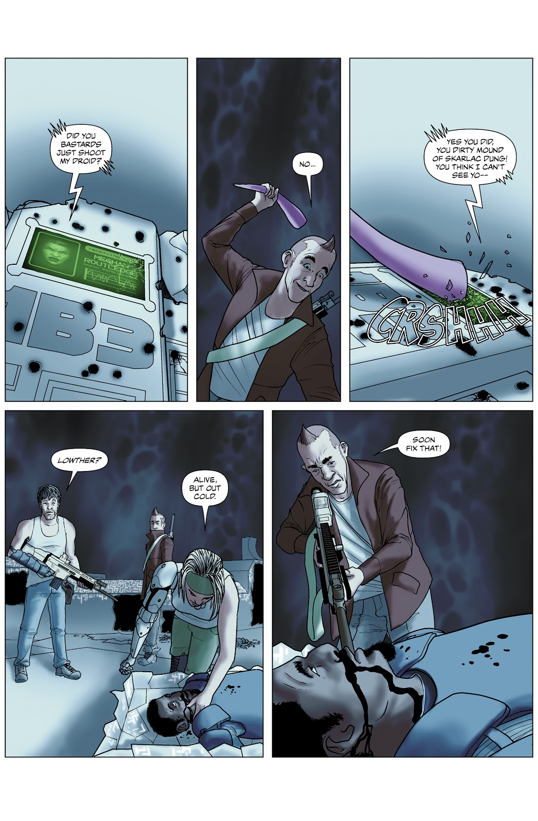 100% Biodegradable Issue #18 #18 - English 22