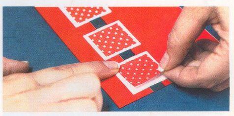 Tarjetas navide as f ciles de hacer lodijoella - Como hacer tarjetas navidenas a mano ...