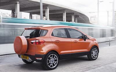 Η αναβάθμιση του SUV Ford EcoSport