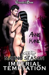 Imperial Temptation by Anne Kane
