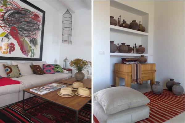 Villa in puro stile mediterraneo blog di arredamento e for Arredamento mediterraneo