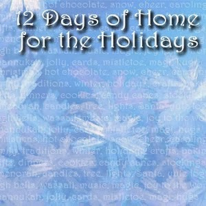 12 Days of Home for the Holidays