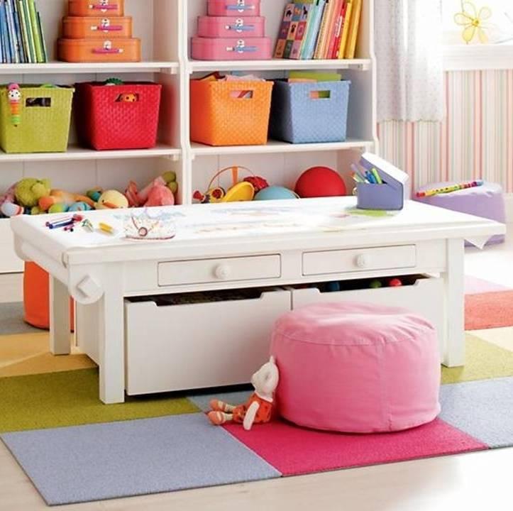 Home Decor 25 Creative Kid S Bedroom Storage Ideas