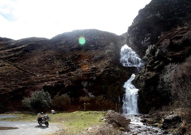 r1200gs waterfall