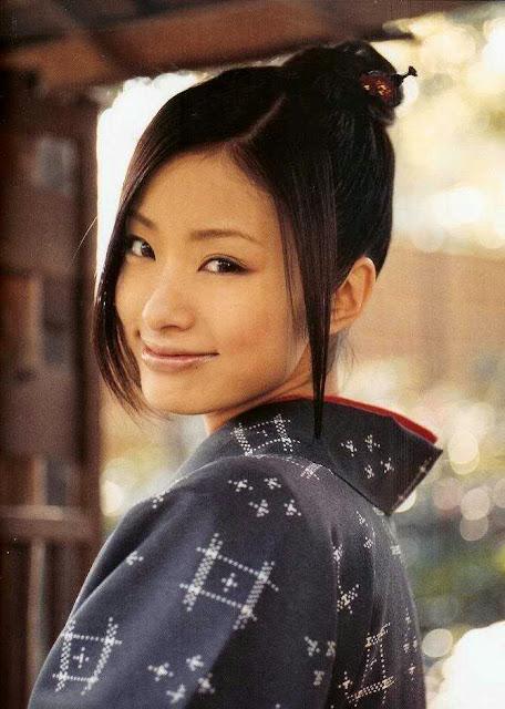 Aya Ueto Kimono