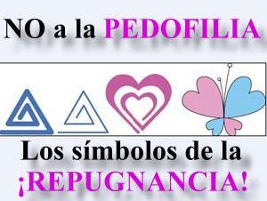 simbolos de pedofilia