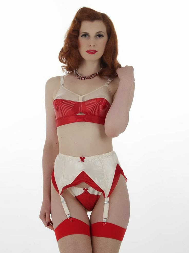 Marlene Lingerie Set from What Katie Did