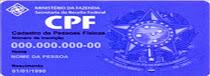 CPF 2ª Via