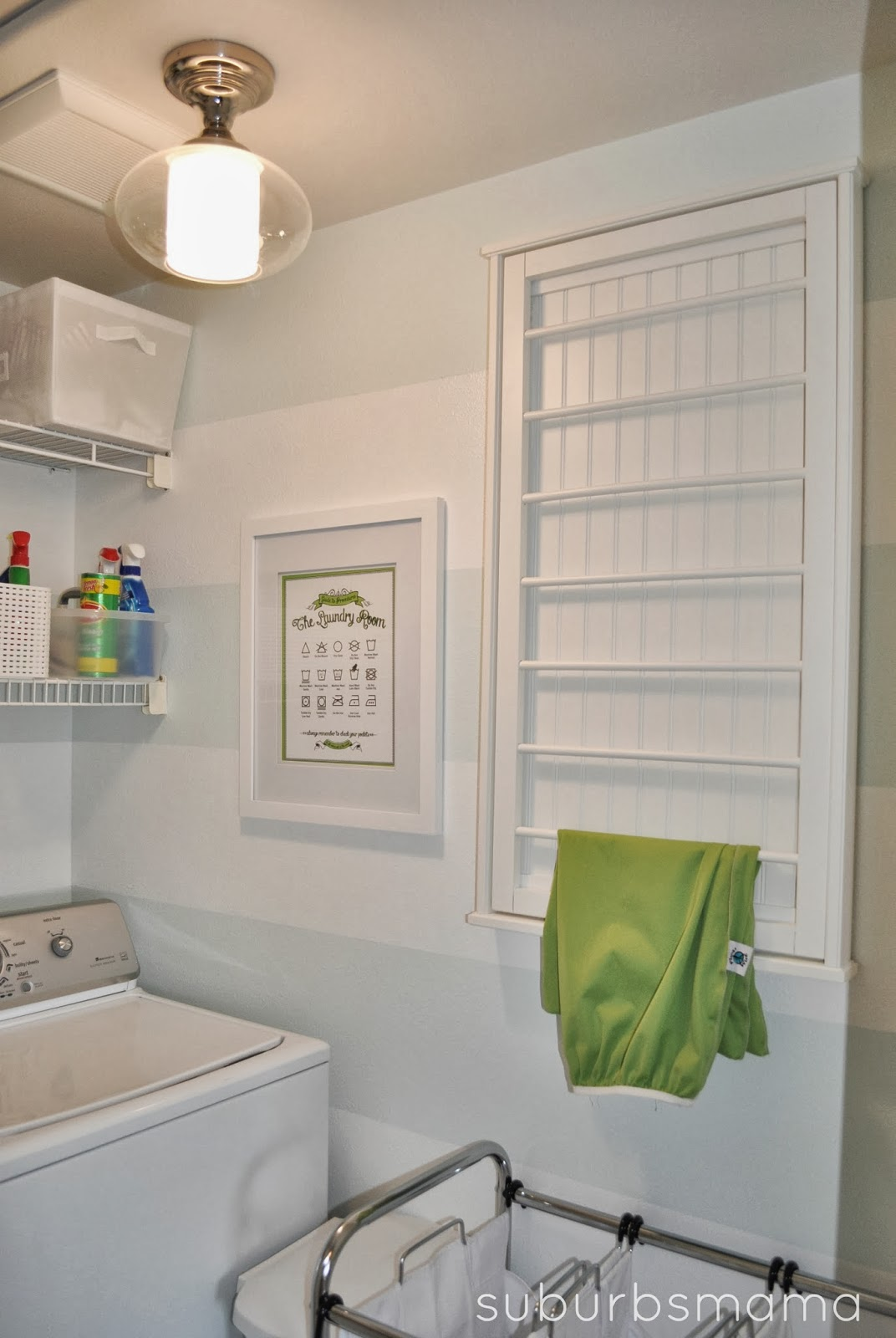 suburbs mama laundry room makeover laundry room makeover