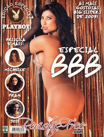 Playboy Especial BBB - Dezembro 2009