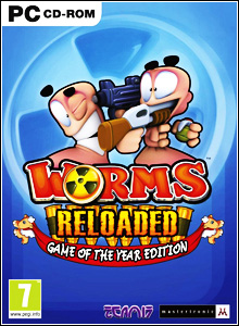 Download Jogo Worms Reloaded GOTY PC completo + Crack 2012