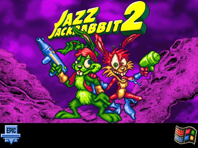 Jazz Jackrabbit 2 pc