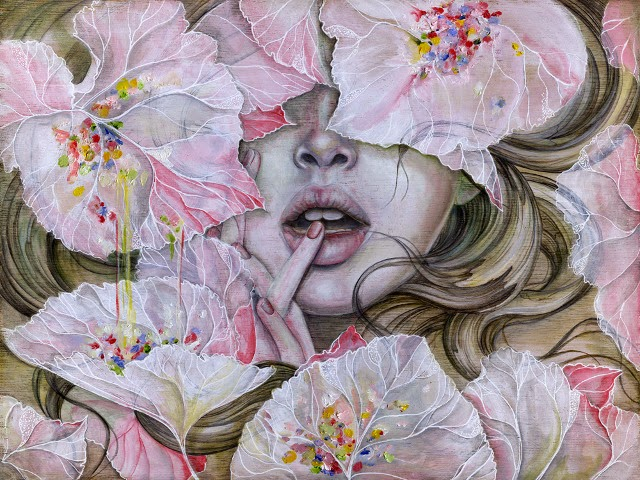 Art of the Day - Marjolein Caljouw