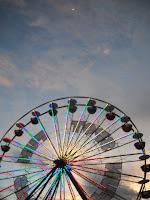 Ferris Wheel Ashton Kutcher and Natalie Portman not included