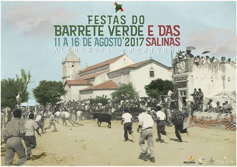 ALCOCHETE : Festas do Barrete Verde e das Salinas 2017