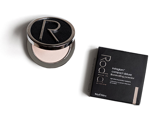 Rodial Makeup Instaglam Illuminating Powder Review Photos