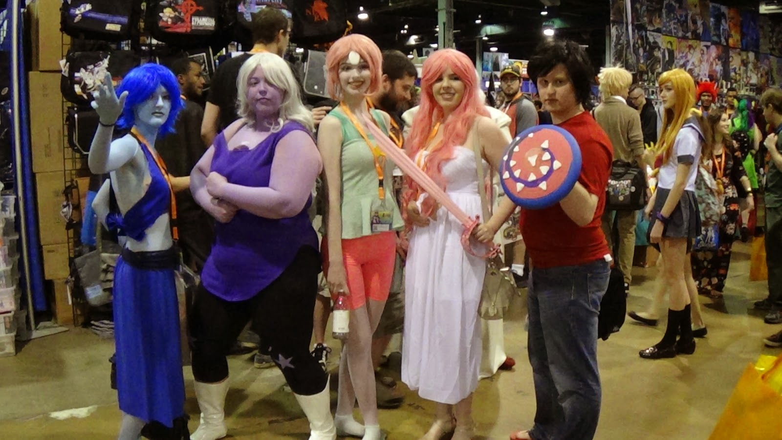 Some pics of awesome cosplayers at anime central
