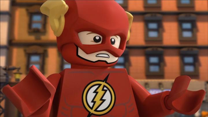 LEGO Super-Heróis DC - O Flash - Legendado 2018 Filme 1080p 720p BDRip Bluray FullHD HD completo Torrent