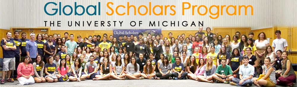 Welcome to the Global Scholars Program (GSP) Community Forum