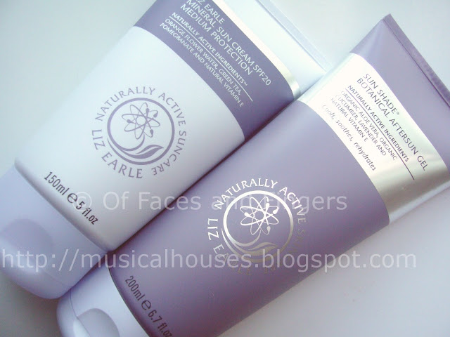 Liz Earle Mineral Sun Cream Aftersun Gel