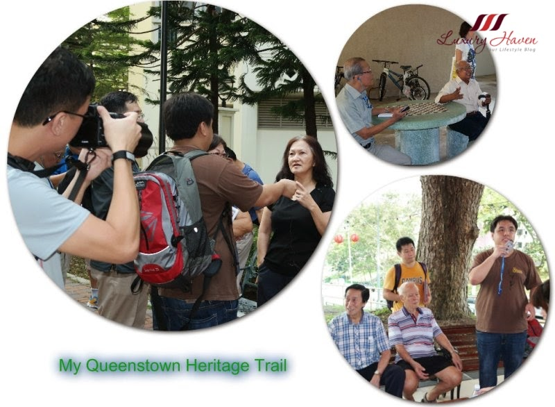 queenstown heritage trail residents sharing stories