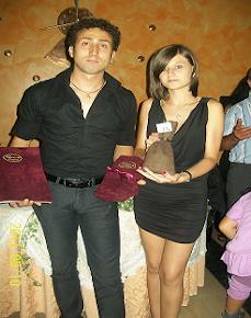 Presentazione Umica Parfum Agosto 2011 ( Melfi )