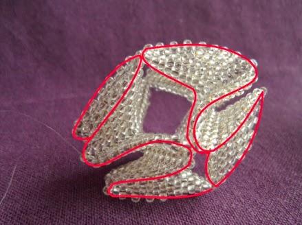 free 3D beading pattern