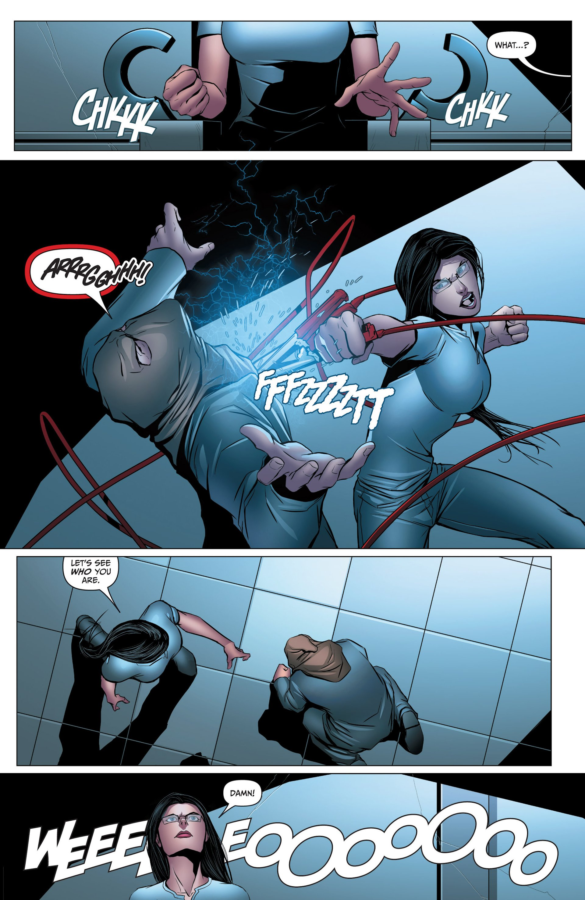 Grimm Fairy Tales (2005) Issue #94 #97 - English 12
