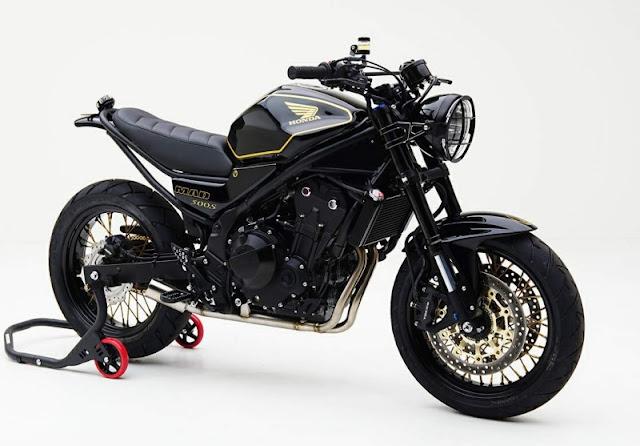 Voromv moto honda cb 500 scrambler por mad industries otro quot concept quot que no estar a mal que