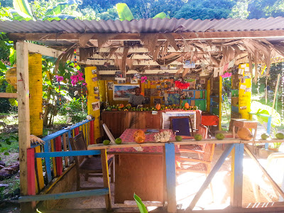 Simon's Corner auf La Digue, Seychellen
