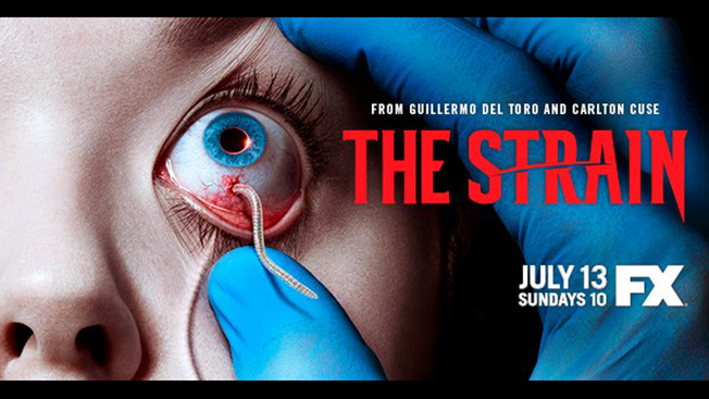 the straint serie tv horror vampiri fringe