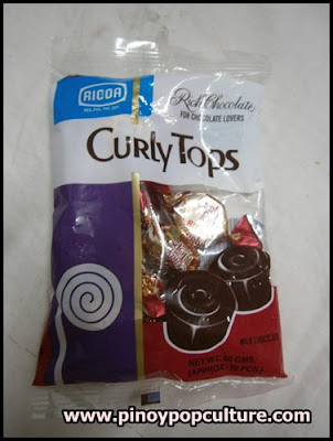 Ricoa Curly Tops, Commonwealth Foods
