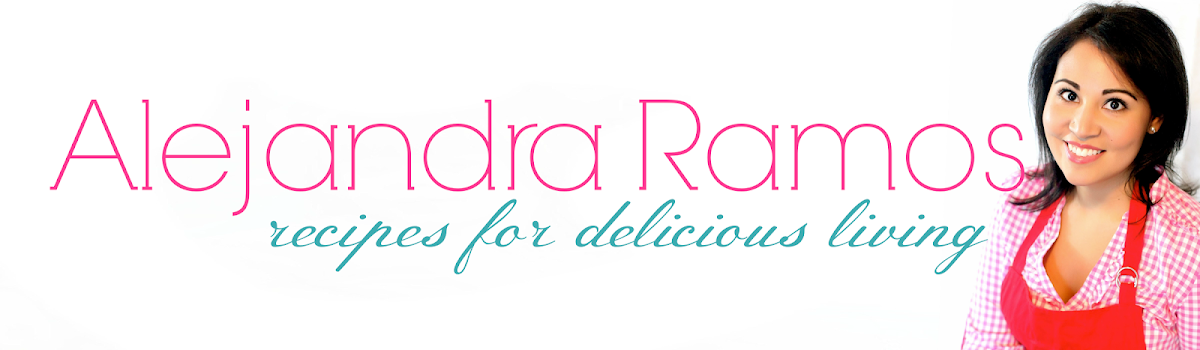 Alejandra Ramos: Culinary & Lifestyle