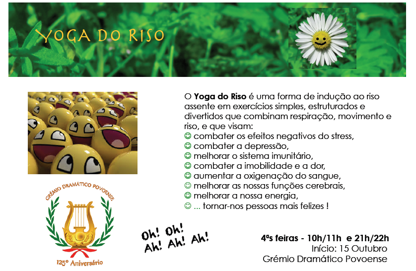 Yoga do Riso