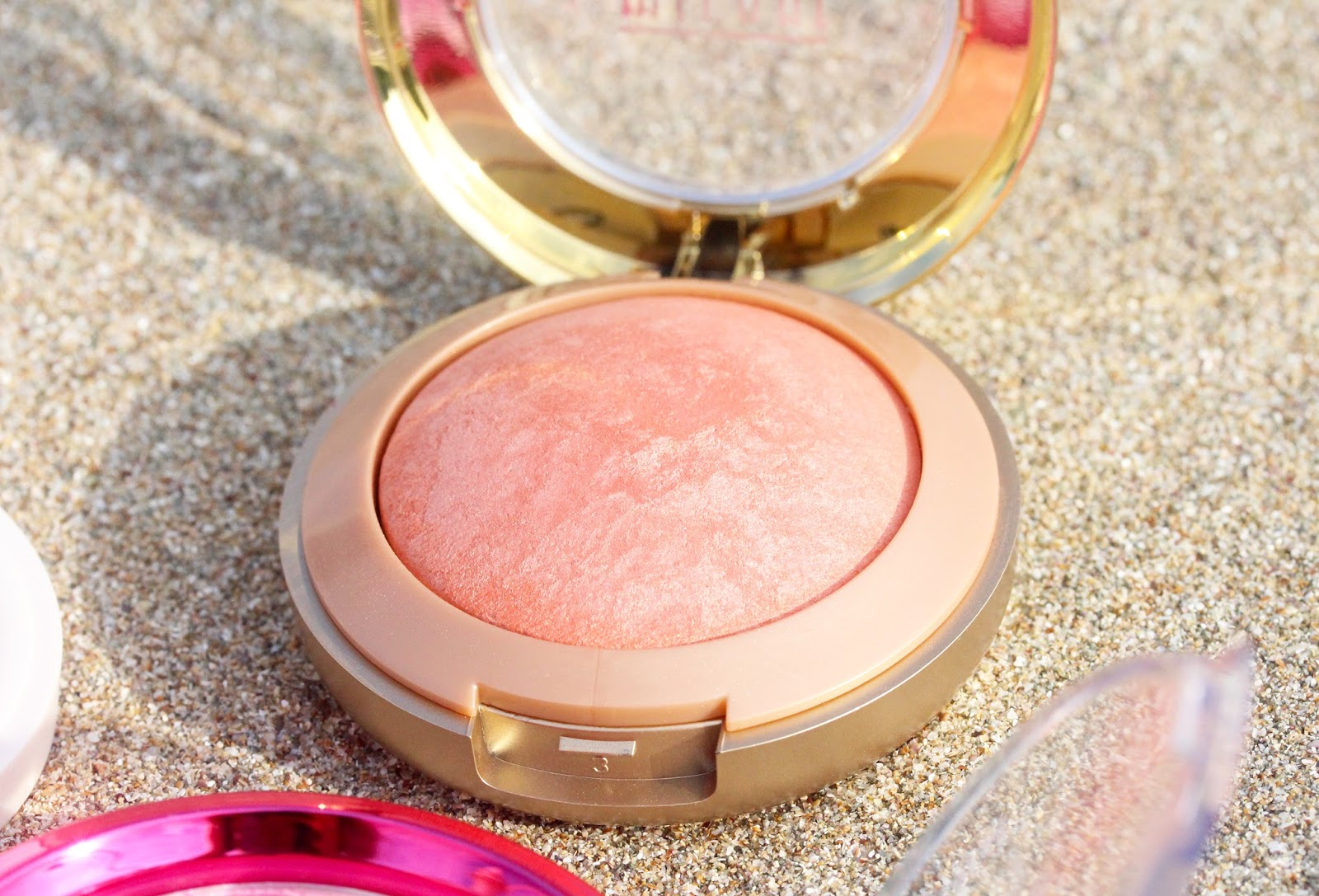 Milani Luminoso baked blush