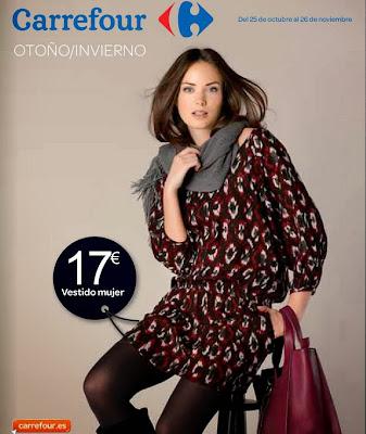 catalogo carrefour moda OI 2013-14